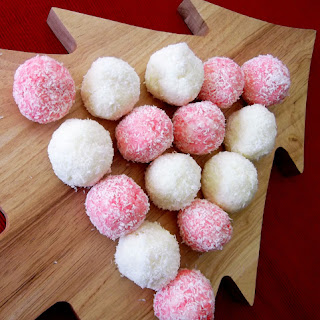 Coconut Snowballs Recipes