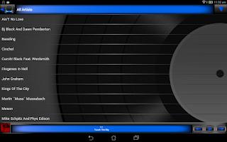 Screenshot of Boom Music ARMv7a Codec