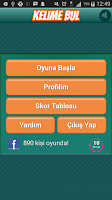 Screenshot of Kelime Bul