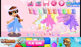 Screenshot of Twinkle Flower Princess