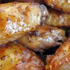 Turkey Hot N'saucy Wings
