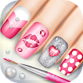 App Fashion Nails 3D Girls Game apk for kindle fire