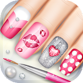 App Fashion Nails 3D Girls Game version 2015 APK