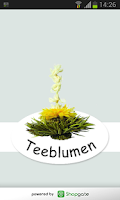 Screenshot of Feelino - Teeblumen