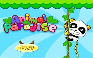 Screenshot of Animals by BabyBus