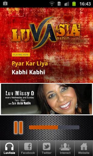 LuvAsia Radio