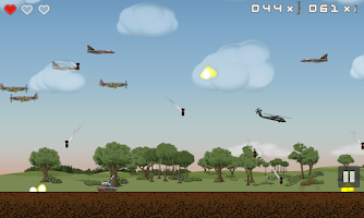 Screenshot of Iron Clouds