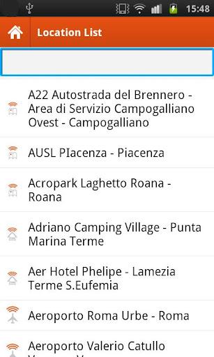 【免費工具App】Guglielmo HotSpot Finder-APP點子