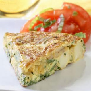 Spanish Tortilla With Cheese Recipes