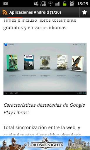 【免費新聞App】Aplicaciones android-APP點子