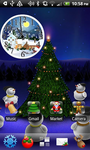 Christmas Theme HD
