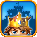Royal Revolt! Awesome 3D action strategy game of attack & conquer enemy castles