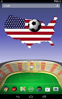 Screenshot of USA Soccer Wallpaper