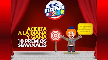 Screenshot of Micolor recupera el color