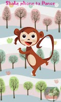 Screenshot of Dancing Monkey