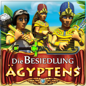 Cover art Die Besiedlung Ägyptens