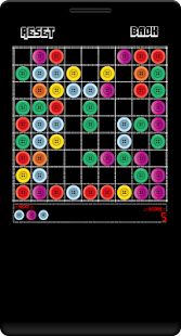 Color Lines : Color Ball Game - screenshot