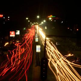 BbSr LiGhT TraILs by Satyajeet Ojha - Transportation Other (  )