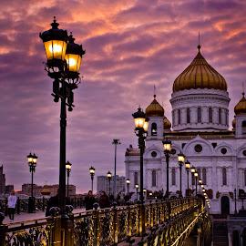 by Dejan Dajković - Buildings & Architecture Places of Worship ( sky, church, street, bridge )