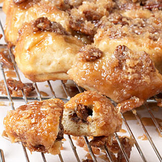 Caramel-Chocolate Sticky Buns