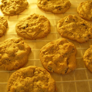 Date & Raisin Cookies