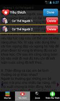 Screenshot of Cơ Thể Người (Sưu Tập)