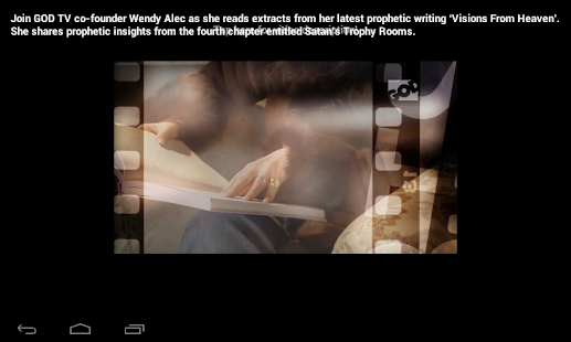GOD TV - Rory & Wendy - screenshot