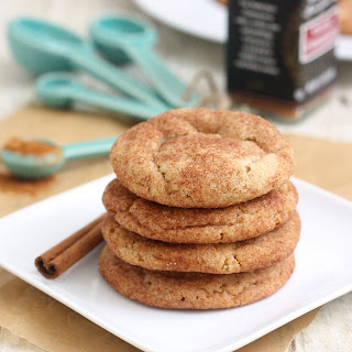 Brown Butter Snickerdoodles
