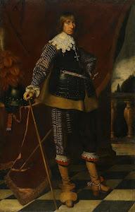 RIJKS: Wybrand de Geest: painting 1632