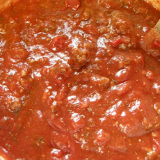 Super Easy Spaghetti Sauce