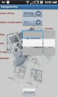 Screenshot of Construction Calculator