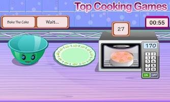 Screenshot of Apple Cake