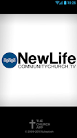 Screenshot of New Life Community Church