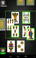 Screenshot of Scopa - Italian Escoba