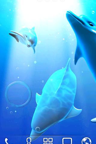 Dolphin ライブ壁紙