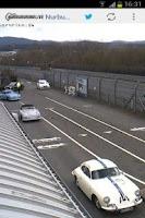 Screenshot of Nürburgring Live Lite