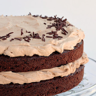Flourless Mexican Chocolate Cake