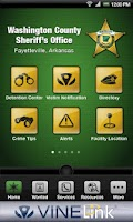 Screenshot of ARWashingtonSO