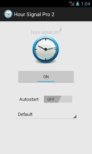 Hour Signal Pro 2