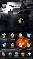 Screenshot of Next Halloween Theme