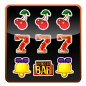 Slot machine cherry master icon