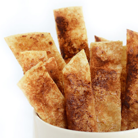 Cinnamon Sugar Crunchy Munchies