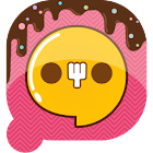 Easy SMS Dessert theme icon