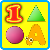 App Letters Numbers Colors Shapes APK for Windows Phone