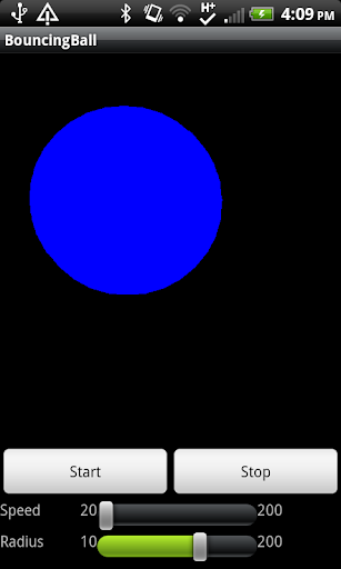 Simple Bouncing Ball