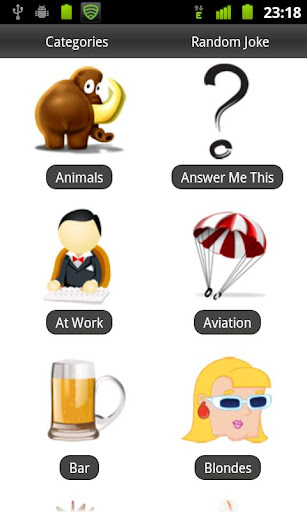 20000-awesome-jokes for android screenshot