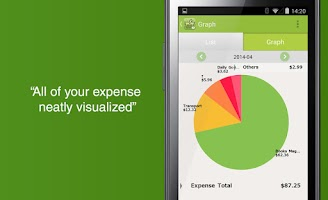 Screenshot of Quick Money Recorder - Finance