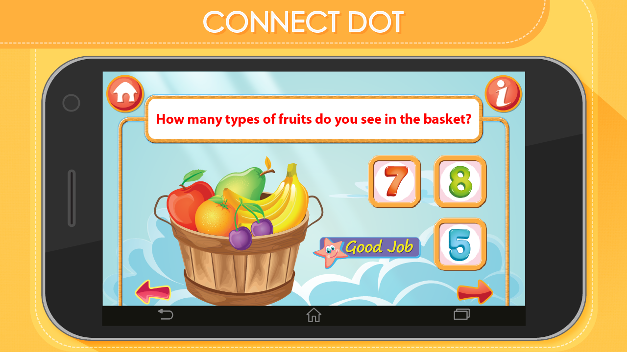 Kids Math Count Numbers Game Screenshot 15