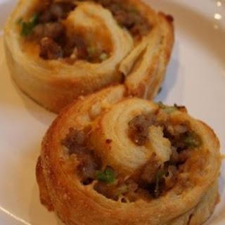 Sausage Pinwheels Recipes