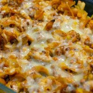 Refried Bean Burrito Casserole Recipes